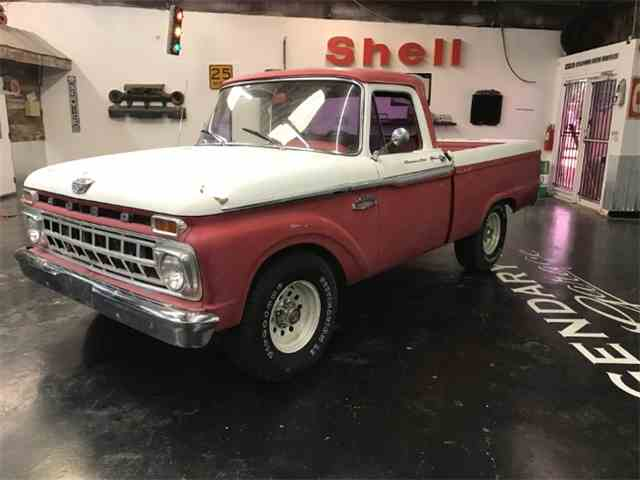 1965 Ford Custom Cab | 981390