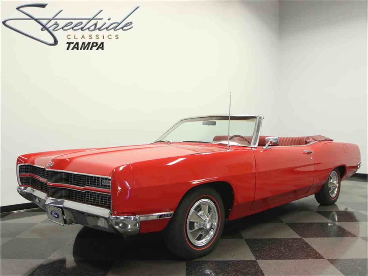 1969 Ford XL 429 for Sale - CC-981394