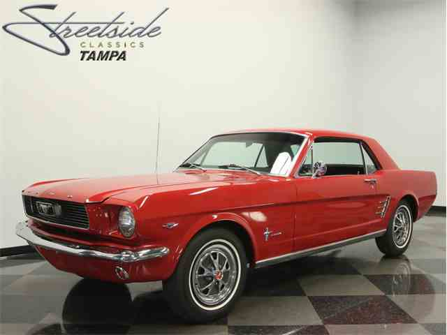 1966 Ford Mustang | 981395