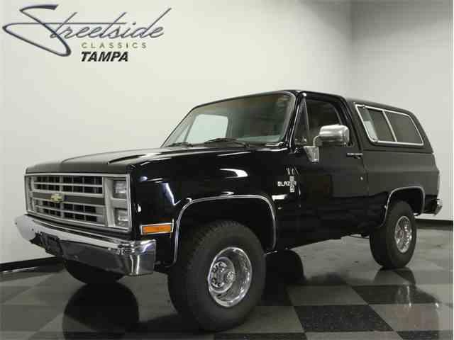 1985 Chevrolet Blazer K5 Silverado | 981399