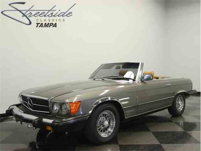 1983 Mercedes-Benz 380SL | 981400
