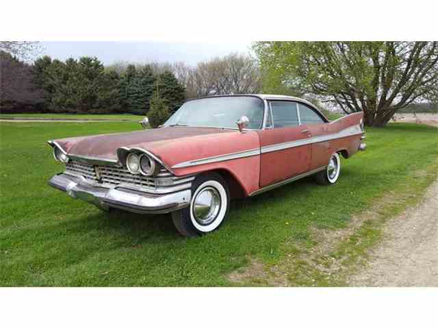1959 Plymouth Sport Fury | 981406