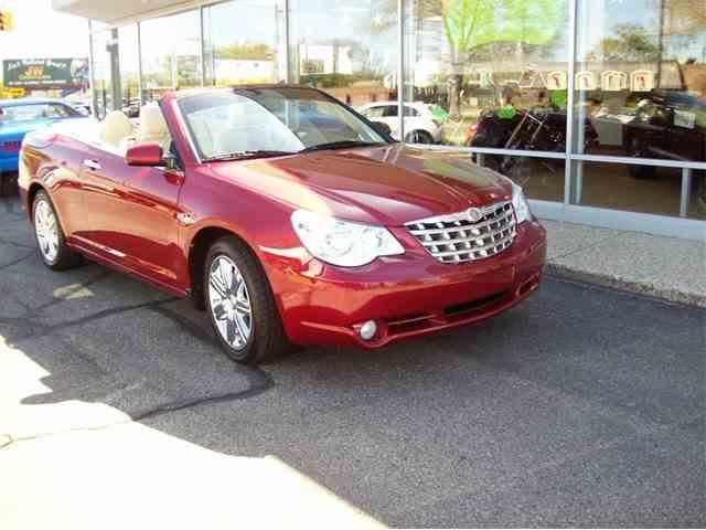 2010 Chrysler Sebring   981410