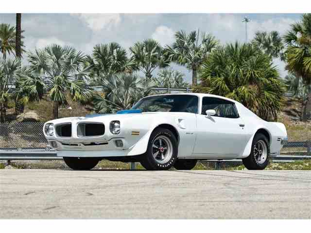 1970 Pontiac Firebird Trans Am | 981415