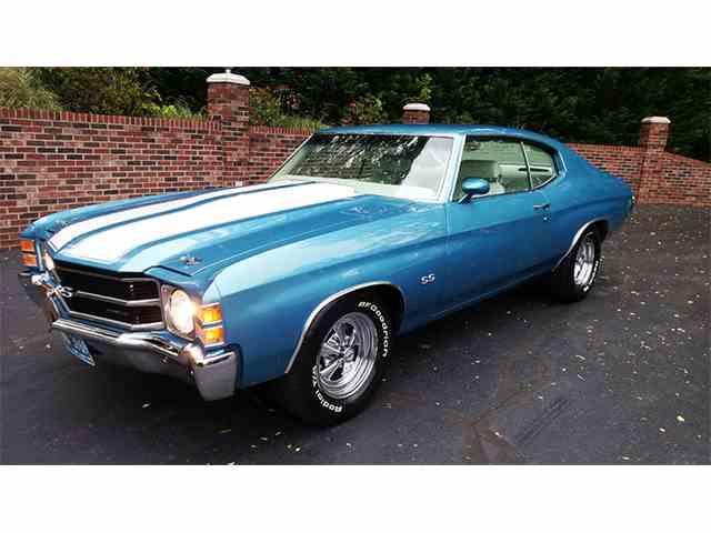 1971 Chevrolet Chevelle SS | 981416
