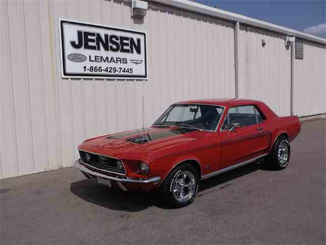 1968 Ford Mustang | 981419