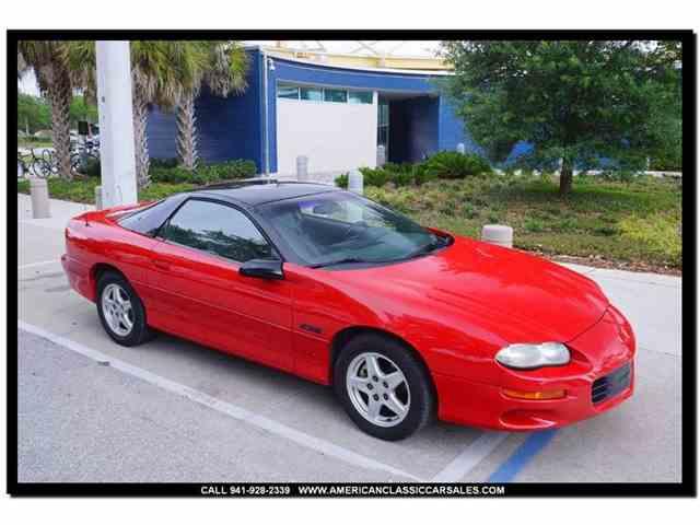 1998 Chevrolet Camaro | 981429