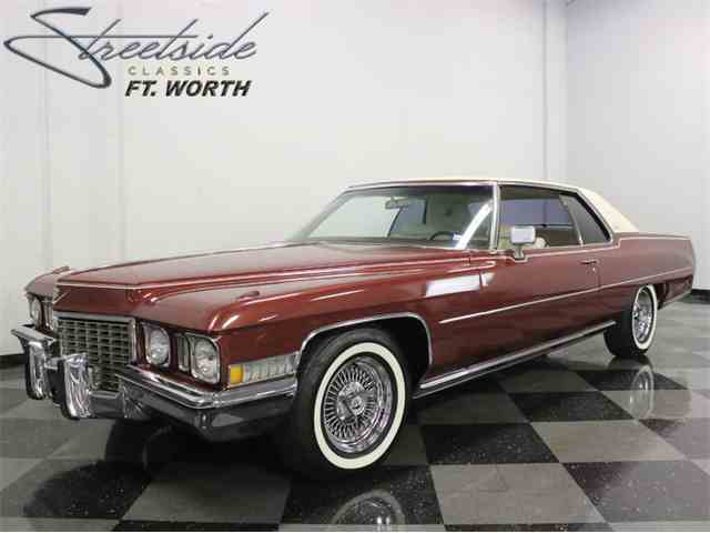 1972 Cadillac Coupe DeVille | 981432