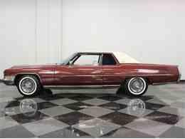 1972 Cadillac Coupe DeVille for Sale - CC-981432