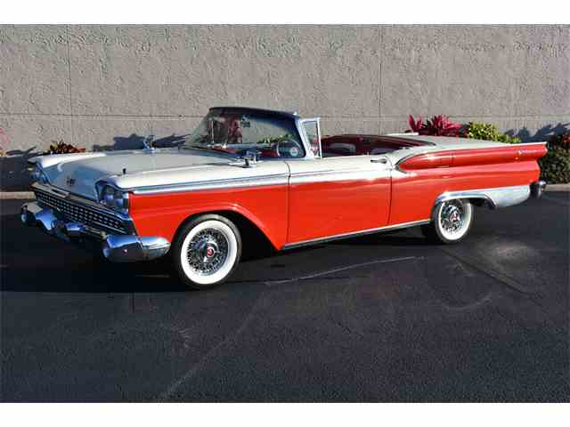 1959 Ford Galaxie Skyliner | 980144