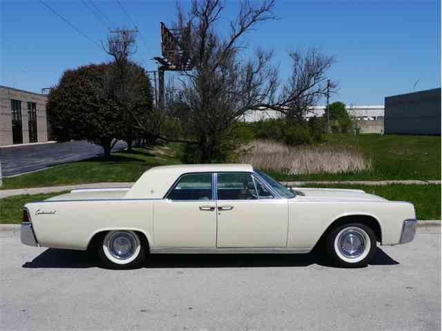 1963 Lincoln Continental | 981440