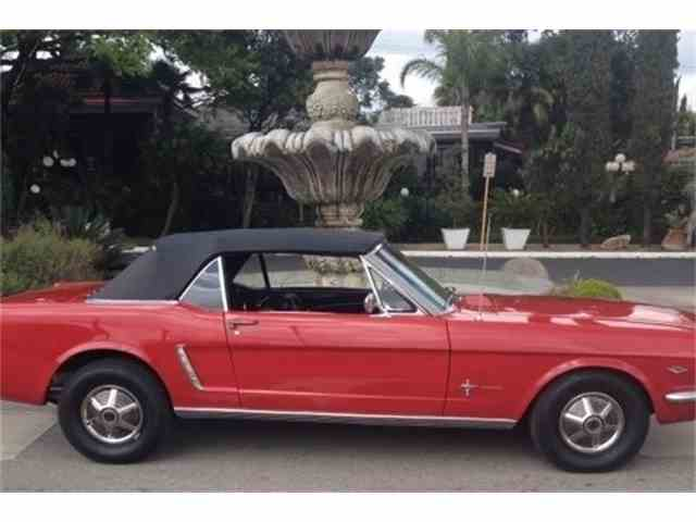 1964 Ford Mustang | 981444