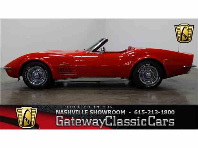1971 Chevrolet Corvette | 981448