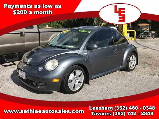 2003 Volkswagen Beetle | 981458