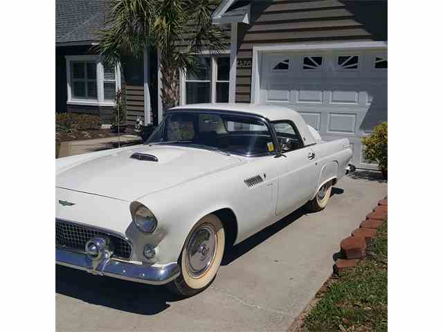 1956 Ford Thunderbird | 981462