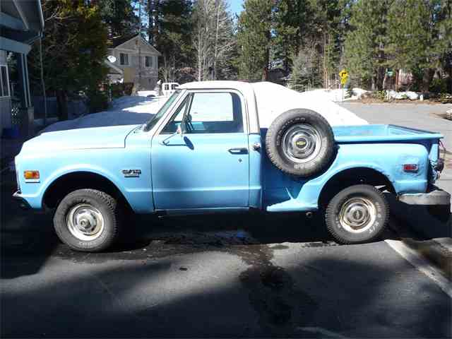 1969 Chevrolet C10 | 981474