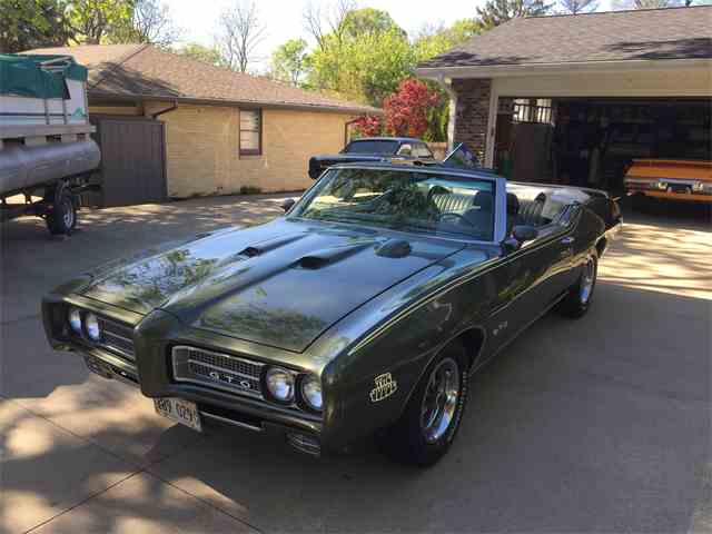 1969 Pontiac GTO | 981478