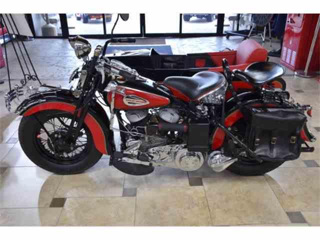1943 Harley-Davidson WLC | 980148