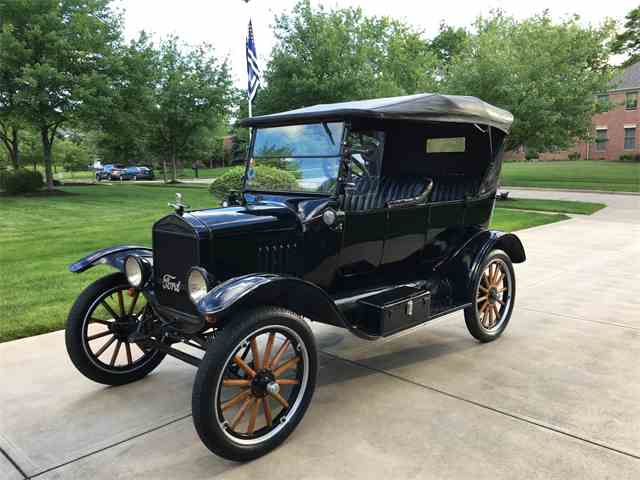 1924 Ford Model T | 981486