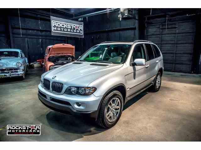 2005 BMW X5 | 981497