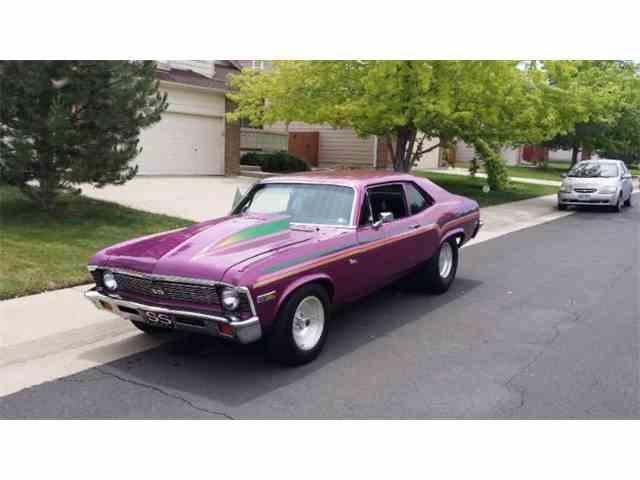 1970 Chevrolet Nova | 981500
