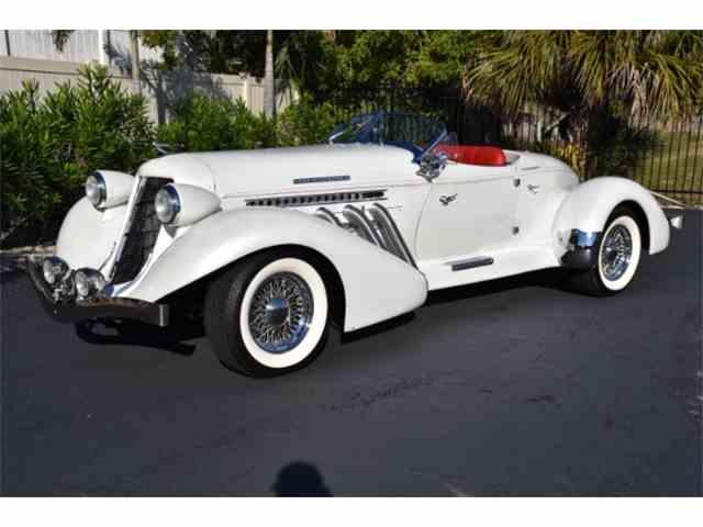 1936 Auburn Boattail | 980151