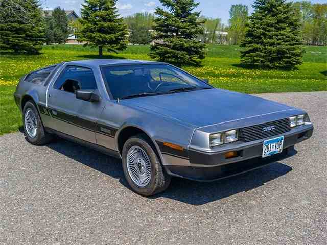 1981 DeLorean DMC-12 | 981512