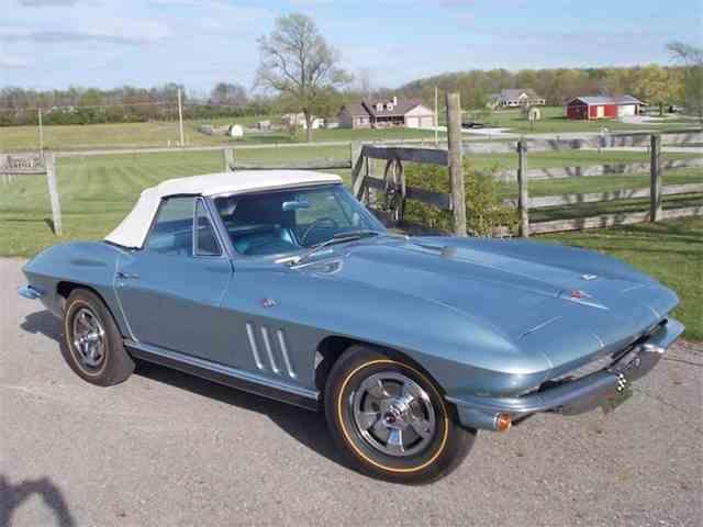 1966 Chevrolet Corvette   981514