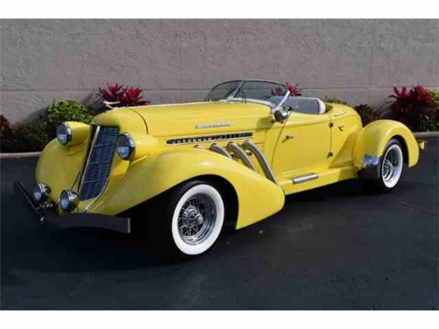 1936 Auburn Boattail | 980152