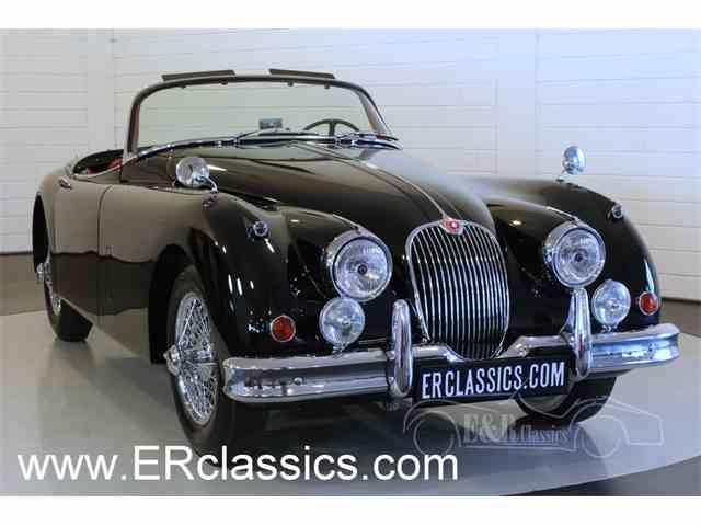 1958 Jaguar XK150 | 981526