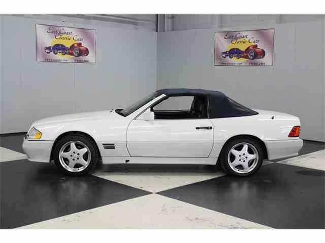 1995 Mercedes-Benz SL500 | 981531