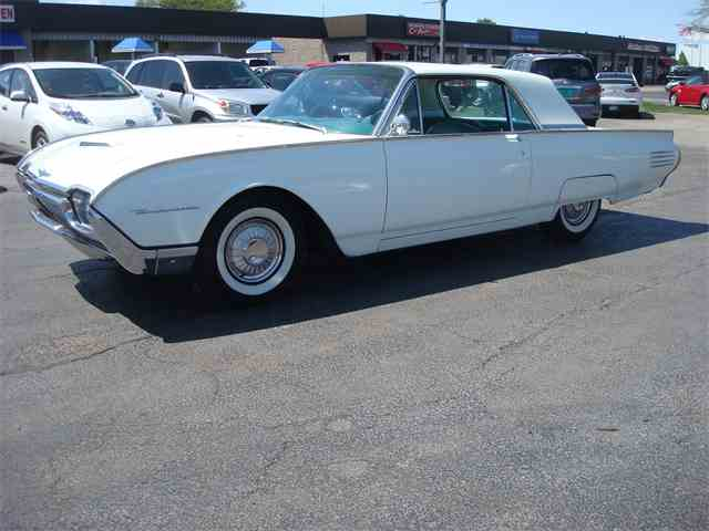 1961 Ford Thunderbird | 981538
