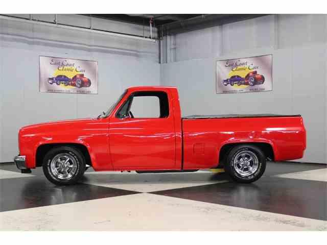 1984 Chevrolet Silverado | 981544