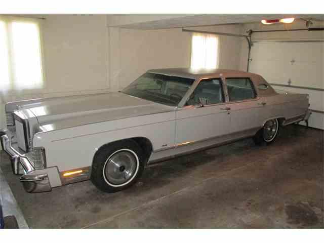 1978 Lincoln Continental | 981546