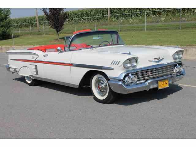 1958 Chevrolet Impala | 981550