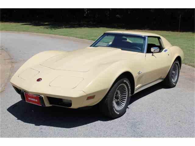 1976 Chevrolet Corvette | 981562