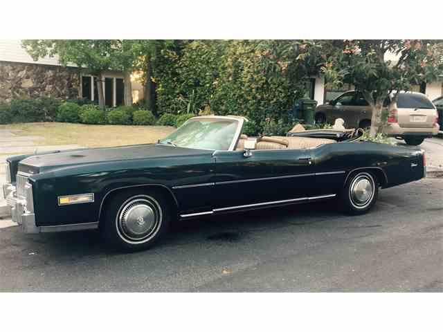 1976 Cadillac Eldorado | 981564
