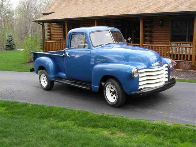 1950 Chevrolet 3100 | 981565
