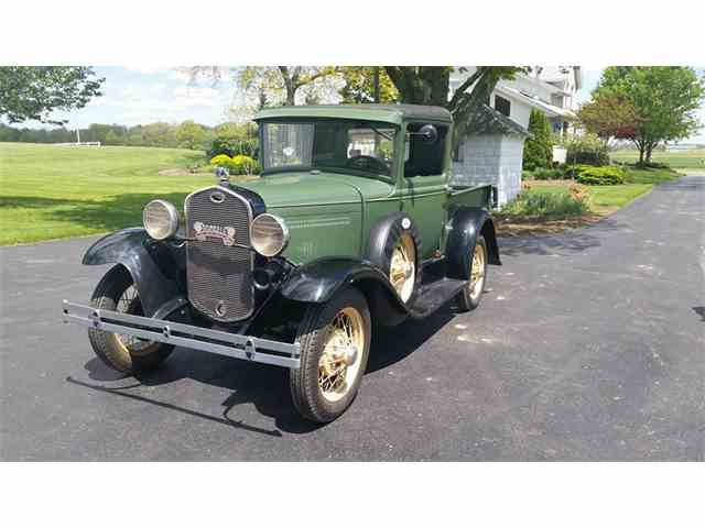 1931 Ford Model A Pickup | 981566