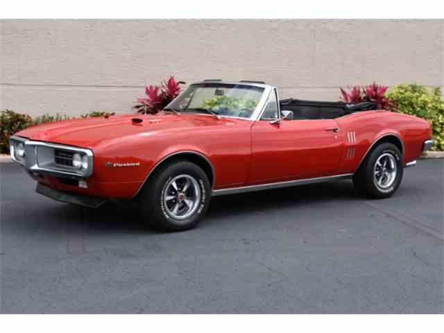 1967 Pontiac Firebird | 980157