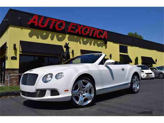 2012 Bentley Continental GTC | 981581