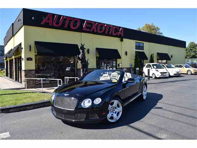 2012 Bentley Continental GTC | 981590