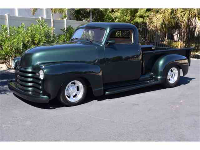 1953 Chevrolet Pickup 350 GM Performance Ram Jet | 980161