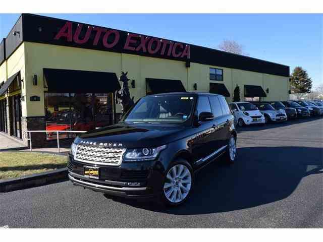 2013 Land Rover Range RoverSupercharged | 981619