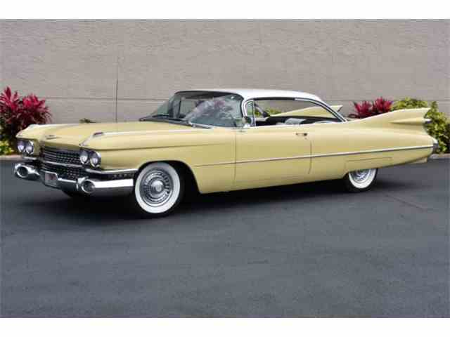 classifieds for 1959 cadillac deville 6 available. Black Bedroom Furniture Sets. Home Design Ideas