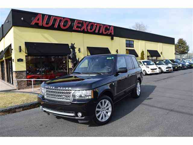2010 Land Rover Range RoverSupercharged | 981626