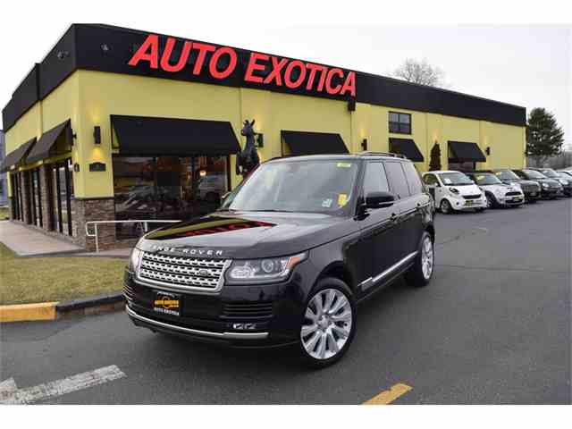2014 Land Rover Range RoverSupercharged | 981628