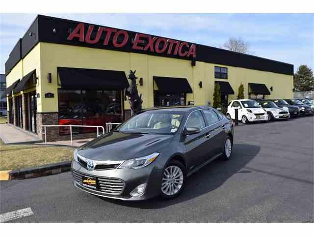 2013 Toyota Avalon HybridXLE Premium | 981633