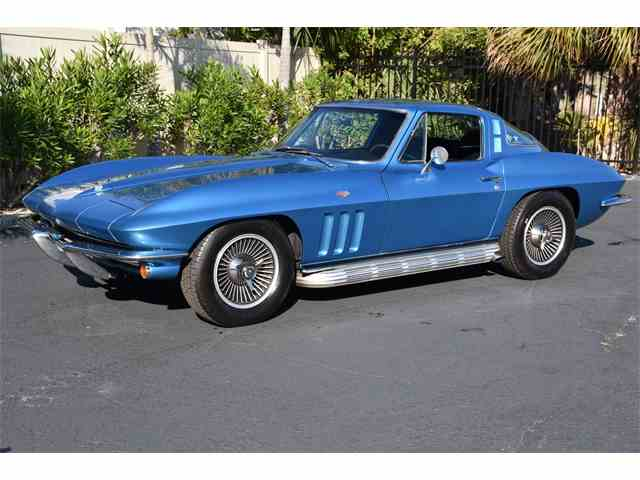 Picture of Classic 1965 Corvette Auction Vehicle Offered by Ideal Classic Cars - L0AS