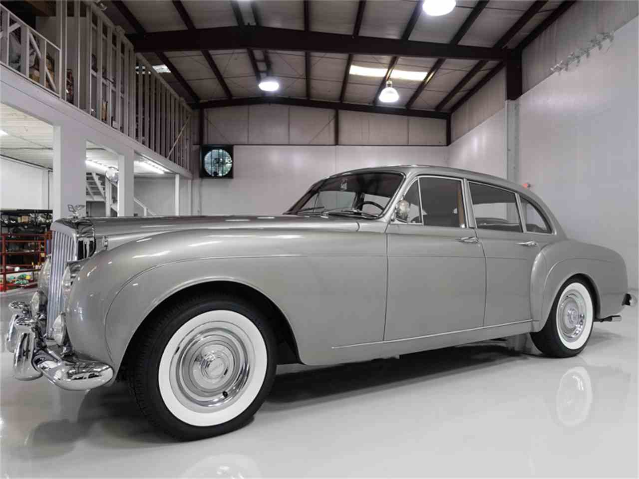 1959 bentley s1 continental flying spur for sale cc 981640. Black Bedroom Furniture Sets. Home Design Ideas